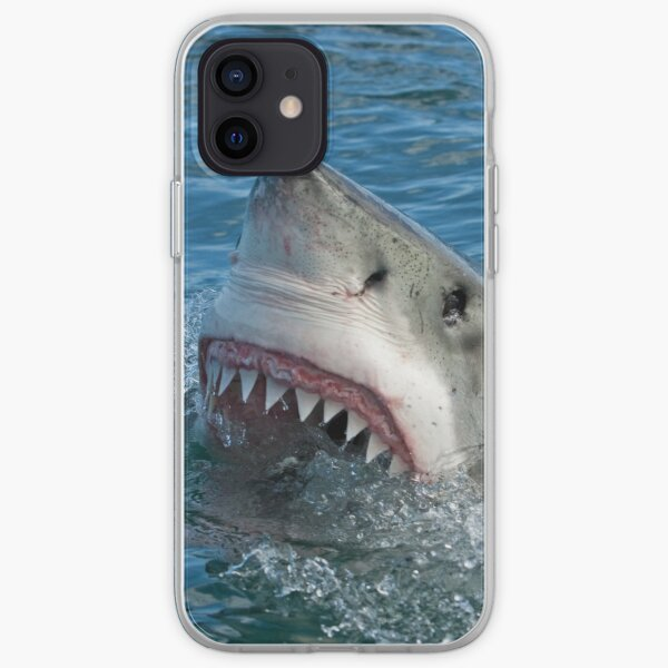 Great White Shark  iPhone Soft Case