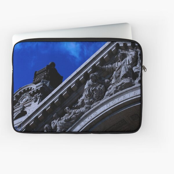 """""""cathedral 0.3"""" Laptop Sleeve"""