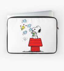 Snoopy and Woodstock Laptop Sleeve