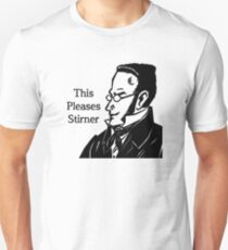 This Pleases Stirner T-Shirt