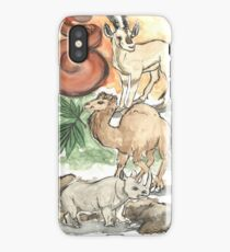 Stone, Earth and Fire iPhone Case/Skin