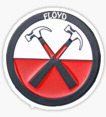 Top floyd music Sticker