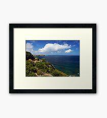 Cape Schanck Framed Print