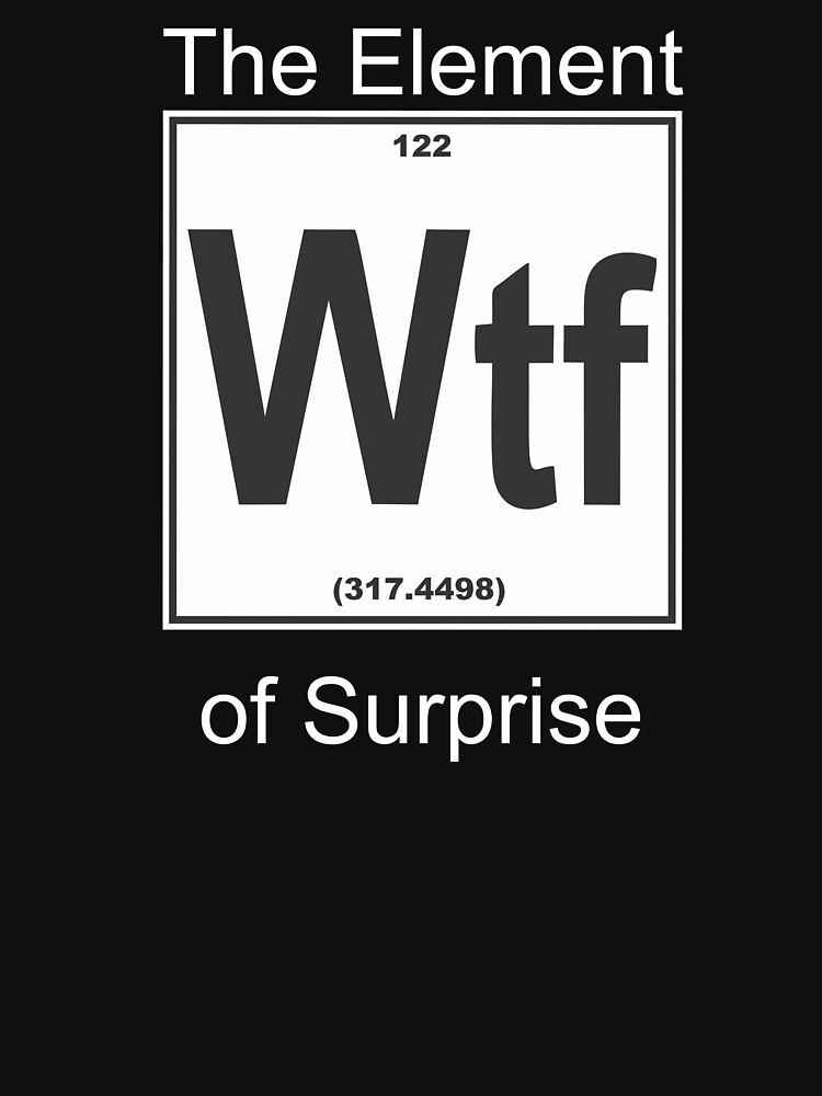 Wtf Element Surprise by filippemoraes