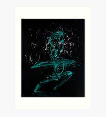 WDVH - 0018 - Twice Ahead Art Print