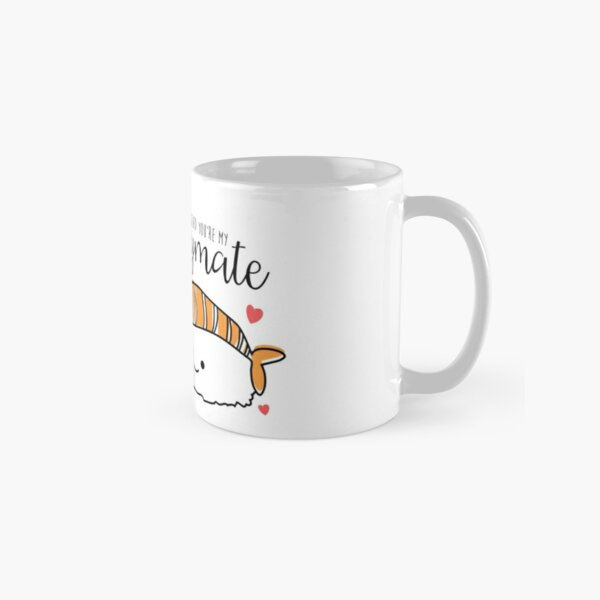 I'm So Glad You're My SOYMATE Classic Mug