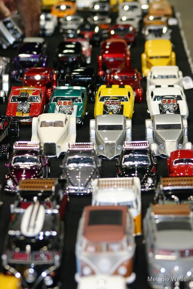 Traffic Jam by Melanie Wells