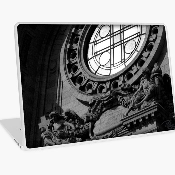 """cathedral 0.2"" Laptop Skin"