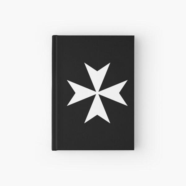 Order of St. John, Amalfi Cross, Hospilitallers, Maltese Hardcover Journal