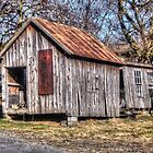 That Dilapidated Old Shed by James Brotherton