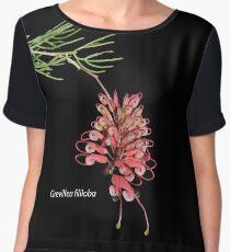 Grevillea fililoba Women's Chiffon Top