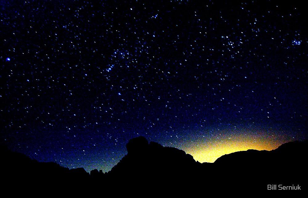 Night Sky by Bill Serniuk
