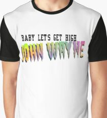 John Wayne // Gaga Inspired Graphic T-Shirt