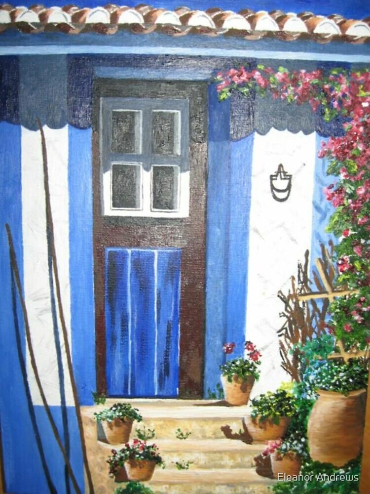 The Doorway (version 1) by Eleanor Andrews