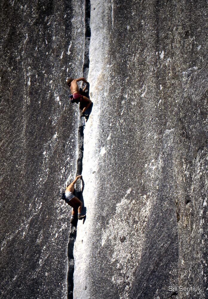 No Rope Needed! by Bill Serniuk