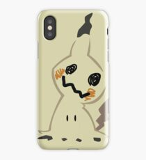 Mimikyu - Pokémon Sun Moon iPhone Case/Skin