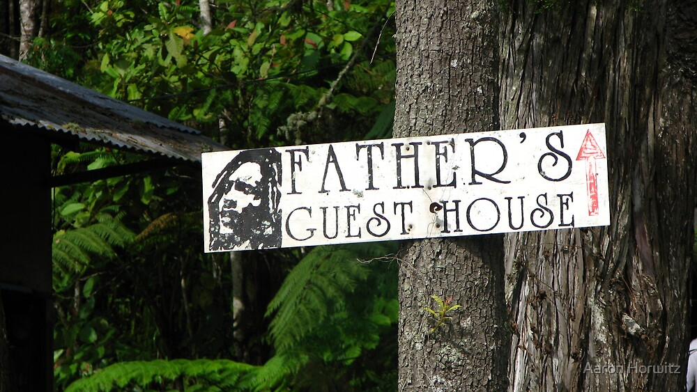 Father's Guesthouse by Aaron Horwitz