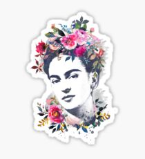 Viva la Frida Sticker
