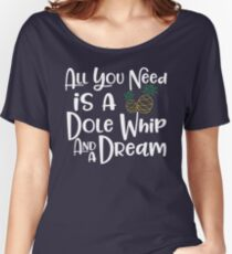 Dole Whip Dreams Women's Relaxed Fit T-Shirt