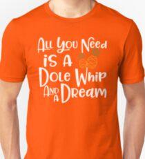 Dole Whip Dreams Unisex T-Shirt