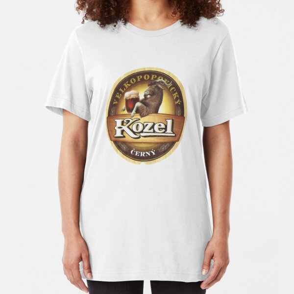 Kozel Beer Slim Fit T-Shirt