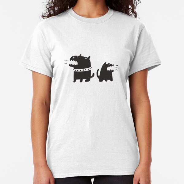 Two Dogs Classic T-Shirt