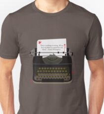 Nothing To Writing T-Shirt