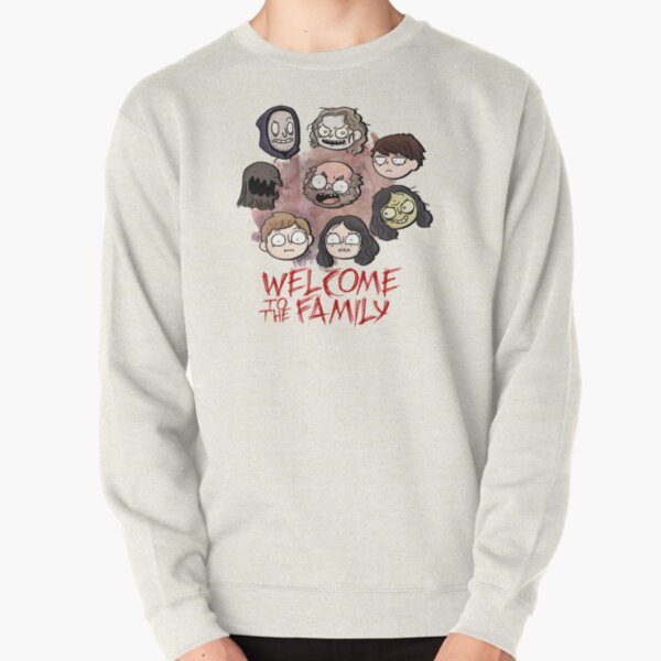 Welcome to the Family Pullover Sweatshirt