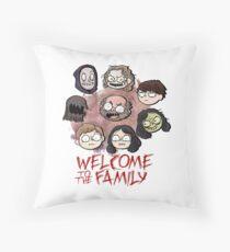 Bienvenue à la famille Coussin