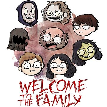 Welcome to the Family by logan-niblock