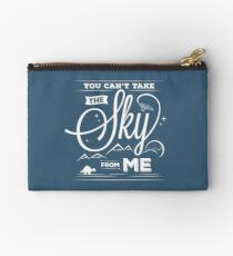 Flying Under the Stars Studio Pouch