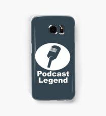Podcast legend radio host Samsung Galaxy Case/Skin