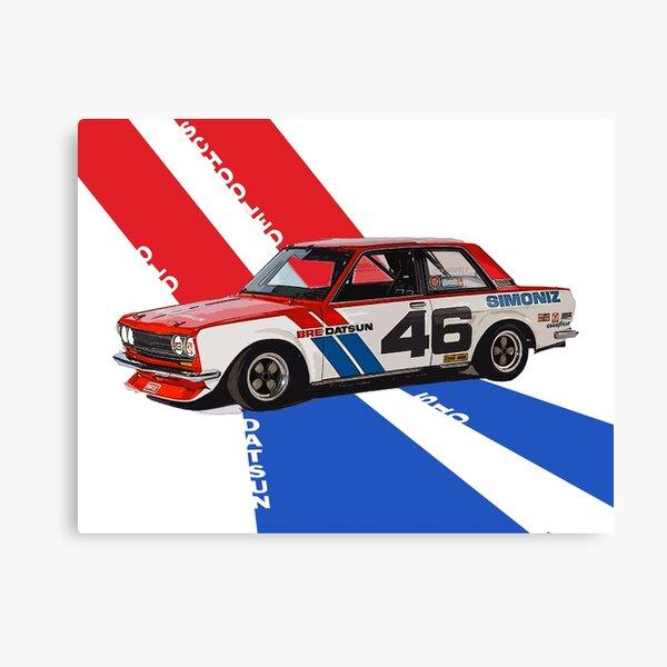 Brock Datsun 510 Canvas Print