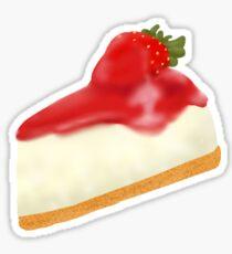 Cheesecake! Sticker