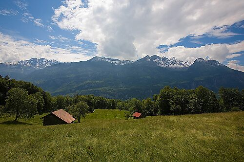 Swiss Hills by KrisKeen