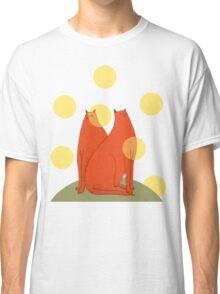 Wonder Cats Classic T-Shirt