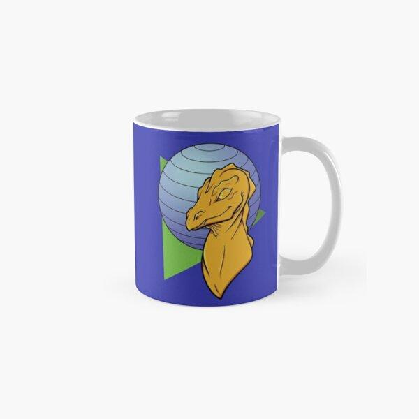 Retro Dragon Classic Mug