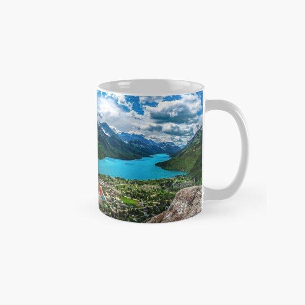 Canadian Rockies - Waterton, Alberta, Canada Classic Mug