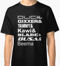 SuperBikes Classic T-Shirt