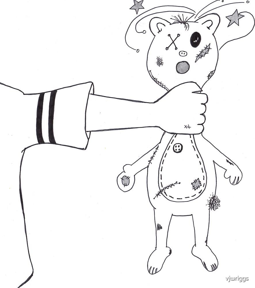 My Teddy by vjwriggs