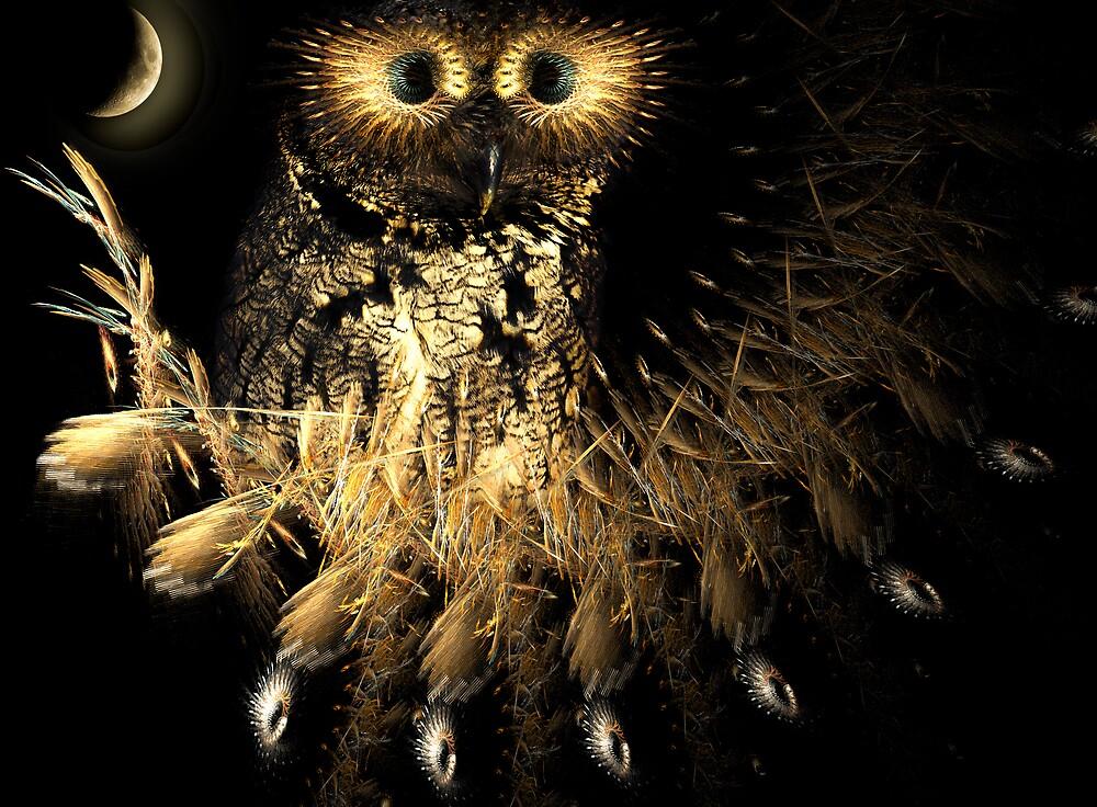 Hootie Owl Nest by dduhaime55