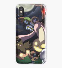 pokemon halloween iPhone Case