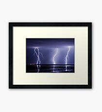 Summer Spectacular Framed Print