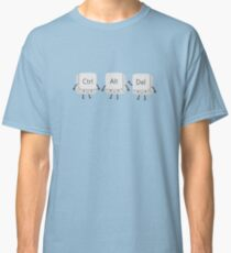 Cute Keyboard Nerd  Classic T-Shirt