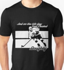 On the 8th Day - God Created Doughty Opt. 1 T-Shirt