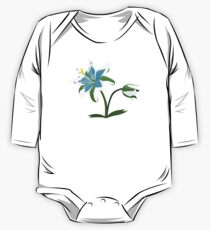 Breath of The Wild - Flower One Piece - Long Sleeve