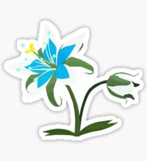 Breath of The Wild - Flower Sticker