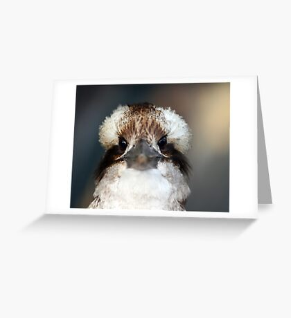 Here's lookin' at you kid Greeting Card
