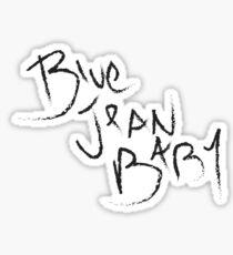 Blue Jean Baby Sticker