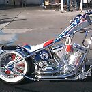 Miller Tools 75th Anniversary Bike; Long Beach California USA (Orange County Choppers Production) by leih2008